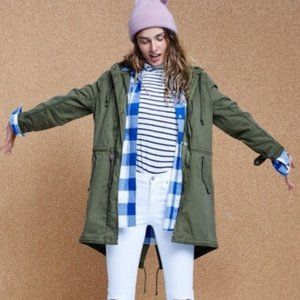 Madewell Tilden Military Jacket - Size Small
